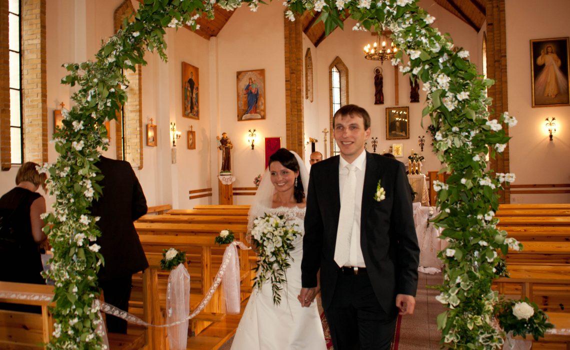 Ślub Reptowo
